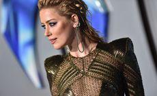 Amber Heard, fosta soție a lui Johhny Depp, a fost amenințată cu moartea