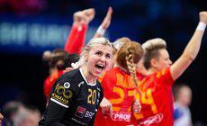 Azi, ora 15.00 (TVR 1): România – Olanda, finala mică de la Euro 2018 de handbal feminin