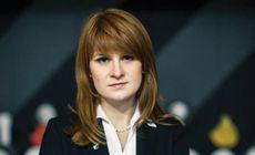 Rusoaica Maria Butina va pleda vinovată pentru spionaj în favoarea Moscovei