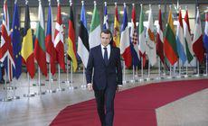 """Mesajul lui Emmanuel Macron, după aproape o lună de proteste ale """"vestelor galbene"""""""