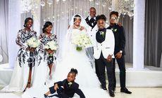 VIDEO | Cadoul de nuntă al unui rapper pentru mama lui. A umplut podeaua de bani! Ce sumă uriașă a adus