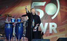 Petre Magdin s-a întors pe scenă, după accidentul vascular suferit! Rockerul are 75 de ani și s-a mutat la țară