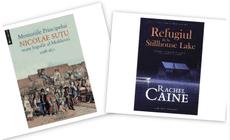 PORȚIA DE CARTE. Recomandările de lectură ale acestui weekend vin de la Oana Mareș și Alex Voicescu