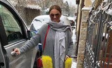 Anamaria Prodan, copleșită de cadouri de ziua ei. Cum își dă seama ce a primit înainte să le desfacă