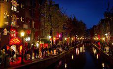 Cartierul Roșu din Amsterdam ar putea să dispară. Noul primar vrea ca prostituția să lase loc atracțiilor culturale