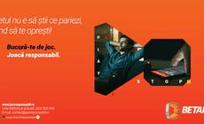 (publicitate) BETANO a lansat în premieră pe piața din România o campanie de  Joc Responsabil