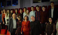 Carmen Iohannis a ieșit cu elevii la teatru, alături de ambasadorul Germaniei