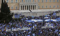 VIDEO | Proteste violente la Atena, după ce Macedonia a decis să-și schimbe numele