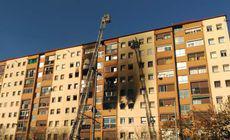 Mai mulți români au fost arestați în Spania. Ei au ocupat ilegal o clădire și au provocat un incendiu care s-a soldat cu trei morți