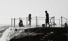 Temperaturi record în Australia. Asfaltul a început să se topească!