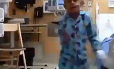 Un băiețel de cinci ani, dans în stil Michael Jackson după ce a terminat ședințele de chimioterapie | VIDEO