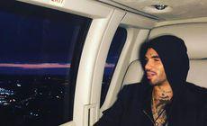 Fiul lui Lionel Richie a fost arestat pe aeroportul Heathrow din Londra, după ce a spus că are o bombă în bagaj