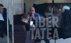 """BREAKING NEWS – EXCLUSIV LIBERTATEA: Cozmin Gușă, Dan Andronic și Sebastian Ghiță, fotografiați azi împreună la Belgrad! Gușă confirmă: """"Am băut un șpriț și am discutat despre situația din mass-media"""""""