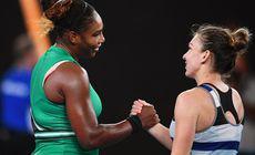 Simona Halep, eliminată de Serena Williams în optimile de la Australian Open 2019. Simo a revenit miraculos în setul doi, dar a cedat în decisiv