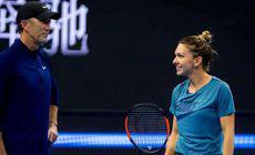 Reacția lui Darren Cahill după ce Simona Halep a pierdut locul 1 mondial în clasamentul WTA