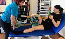"""FOTO/ Cristina Neagu: """"Voi reveni și mai puternică!"""". Cum decurge recuperarea celei mai bune handbaliste din lume"""
