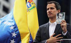 Cine este Juan Guaido din Venezuela, tânărul care s-a auto-proclamat președinte în locul lui Nicolae Maduro
