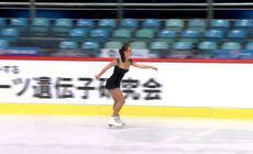 """După 14 ani, România a calificat o sportivă în finala Campionatului European de patinaj artistic. Marius Negrea, antrenorul Juliei Sauter: """"MTS și COSR nu ne ajută cu nimic"""""""
