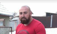 """Fostul luptător MMA """"Ursul Carpatin"""" a fost coleg la închisoare cu criminalul de la Mediaș. """"Eşti mândru de fapta ta?"""""""