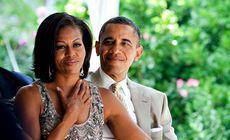 FOTO | Barack Obama, tribut emoționant pentru ziua de naștere a soției lui, Michelle