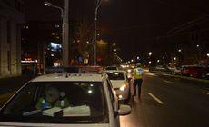 Razie de amploare a polițiștilor printre taximetriști și șoferi UBER, în București. Au fost aplicate zeci de amenzi