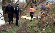 Descoperire macabră într-o pădure: un bărbat a fost găsit mort, iar pe corpul lui erau multe răni provocate de mușcături de animale