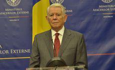 Newsweek: Teodor Meleșcanu încasează 4.600 euro pensie și salariu de la Ministerul de Externe