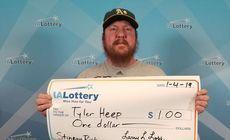 Cerința amuzantă a unui bărbat care a câștigat 1 dolar la loterie