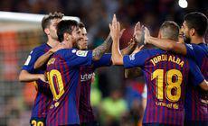 La Liga, etapa a 24-a. Leo Messi, record după record: goluri și penalty-uri ratate. Realul joacă azi