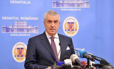 """Tăriceanu, reacţie la atacul lui Klaus Iohannis privind bugetul pe 2019: """"Face politică prin şicanarea Guvernului, gestul este total inoportun şi nejustificat"""""""