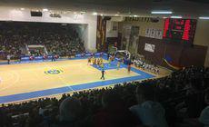 România a bătut Macedonia, în preliminariile Eurobasket 2021. Peste 2.500 de oameni la meciul de la Ploiești