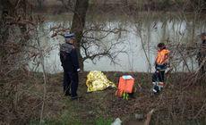 Un bărbat dispărut în decembrie a fost găsit mort în albia unui râu