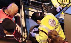 O româncă a fost lovită și târâtă de mașina iubitului italian