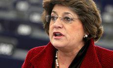 """CORESPONDENȚĂ DIN MADRID / Ana Gomes, europarlamentarul care l-a huiduit pe Dragnea: """"Românii votează cu picioarele, pleacă din ţară din cauza corupţiei. Nu putem închide ochii la asta"""" / VIDEO"""