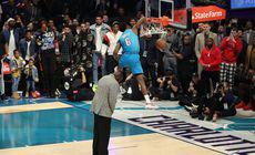 VIDEO | All Star Game 2019 e programat în această noapte, la Charlotte (ora 3.00, Telekom Sport). Cine a câștigat concursul de slam dunk și de aruncări de trei puncte