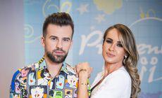 Diana Munteanu și Florin Ristei rămân fără emisiune. Anunțul făcut de cântăreț