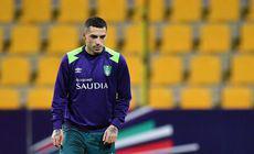 Gol fabulos marcat de Nicolae Stanciu pentru Al Ahli contra echipei la Laurențiu Reghecamf