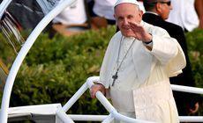 Programul vizitei Papei Francisc în România. Traseul complet al Suveranului Pontif