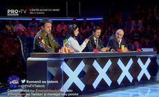 Apariție incredibilă la Românii au talent. Juraților nu le-a venit să creadă pe cine imită o fetiță de 4 ani | FOTO