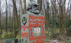 Mormântul lui Karl Marx din Londra a fost vandalizat din nou. E a doua oară, în două săptâmâni