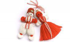 (Publicitate) Obiceiuri de Mărțișor: Care este simbolistica șnurului alb și roșu?