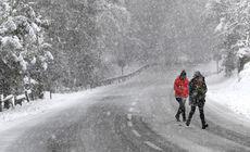 Vremea 18 februarie – 3 martie 2019.Se întorc ninsorile și temperaturile scad