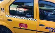 Taximetrist tâlhărit cu cuțitul la gât, în Iași. Polițiștii caută trei tineri