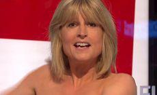 VIDEO / Sora fostului primar londonez Boris Johnson, care este prezentatoare la Sky News, s-a dezbrăcat în direct. Cum și-a motivat gestul