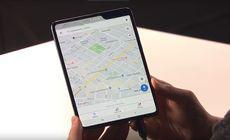 VIDEO Samsung a prezentat Galaxy Fold, smartphone-ul care se îndoaie și se transformă în tabletă. Costă 2.000 de euro