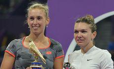 Simona Halep a pus pe seama oboselii eșecul din finala de la Doha: 6 meciuri în 8 zile