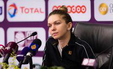 Cine o consolează pe Simona Halep după înfrângerea de la Doha | VIDEO