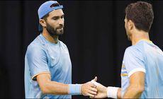 Tecău și Rojer, eliminați în sferturile de finală la Barcelona. Vor împărți 21.330€ și 90 de puncte ATP
