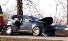 Un șofer drogat și băut a provocat un accident mortal în Bihor. Pasagerul din dreapta lui a murit, iar o fetiță de 12 ani a fost rănită