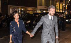 Victoria Beckham și-a prezentat colecția la Săptămâna Modei de la Londra. Creațiile au note retro din anii '70 / VIDEO